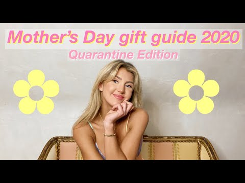 TOP 10 MOTHER'S DAY GIFT IDEAS FOR 2020 / Lexi Mars