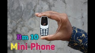 L8star Bm10 mini mobile review. Look like Nokia3310!😁😁😁😁