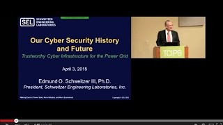 Our Cyber Security History and Future