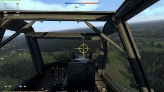Тандер - був Bf 109 K-4 Kurfürst FRB геймплей