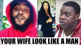 Khago Gets DlSGUSTlNG On MC Nuffy For DlSSlNG His WIFE!! The TIFA Drama