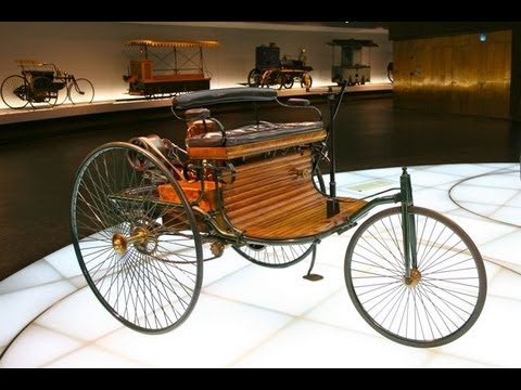 cars museum benz mercedes motor built patent 1885 1886 timetoast