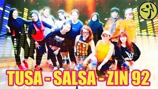 TUSA - SALSA - ZIN 92 - ZUMBA