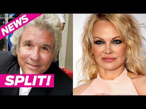 Pamela Anderson And Jon Peter Split 12 Days After Tying The Knot