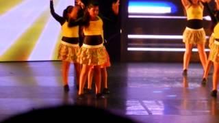 נועה לוי - מופע סיום מחול 2012