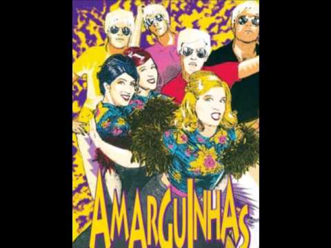 AMARGUINHAS - Just Girls