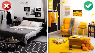 27 FANTASTIC WAYS TO UPGRADE YOUR ROOM