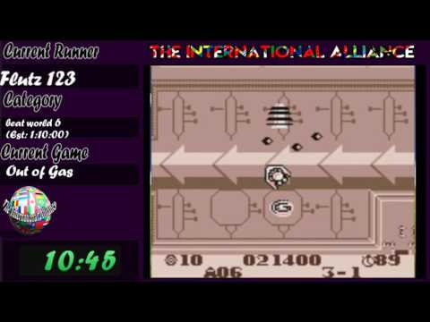 Out of Gas - Beat World 6 by Flutz123 - TIAthon #1