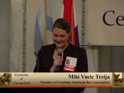 Croatians of Chicagoland - Book Premiere May 17, 2010, Part 3 of 5