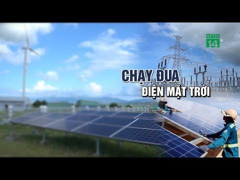 Bùng nổ các dự án điện mặt trời tại Việt Nam   VTC14