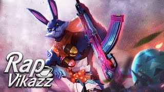 Rap do Coelho Guerreiro (Free Fire Battlegrounds) Vikazz 59