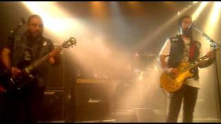 Molotov - Goner (live in Vienna) Szene Wien 04.07.11