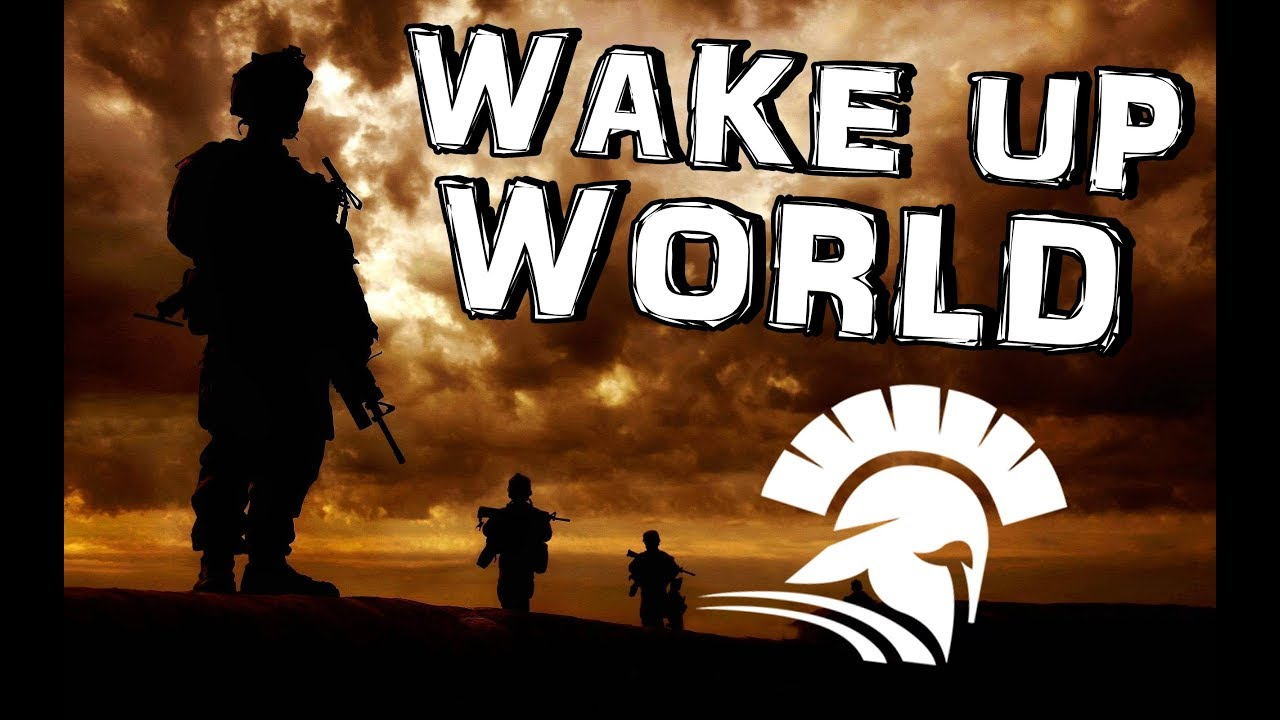 Wake up soldier