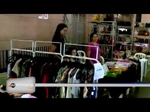 Apae promove bazar beneficente para arrecadar fundos em Araçatuba