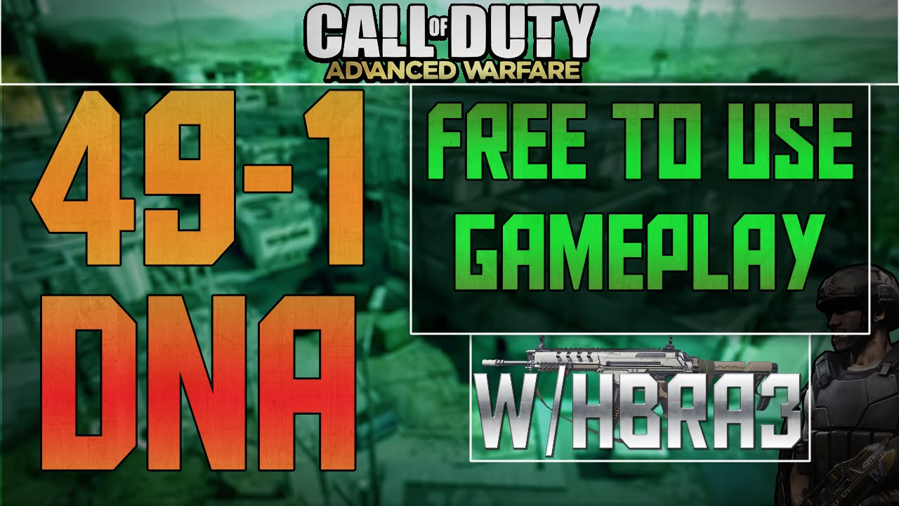 Image Result For Free To Use Gameplay Advanced Warfare Dna