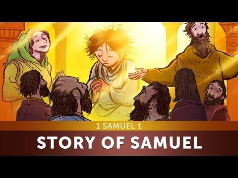 The Story Of Samuel - 1 Samuel 1 | Sunday School Lesson & Bible Teaching Story For Kids | HD