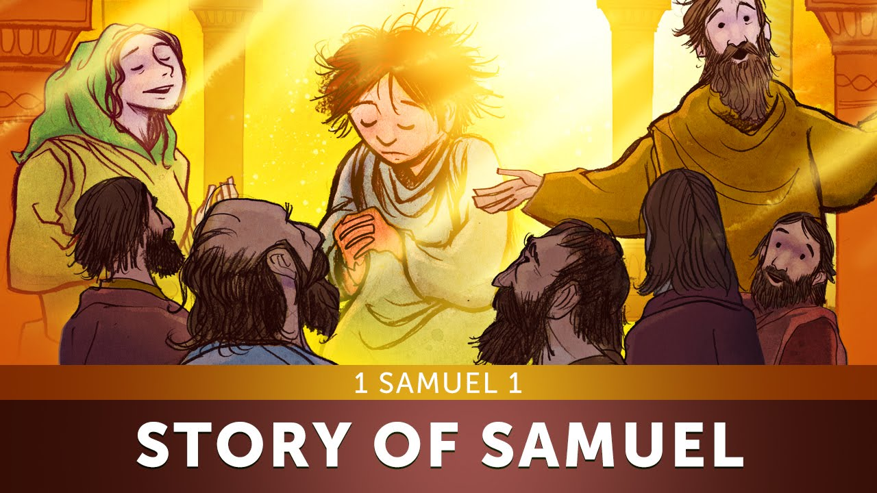 The Story of Samuel - 1 Samuel 1 | Sunday School Lesson & Bible Teaching  Story for Kids | HD