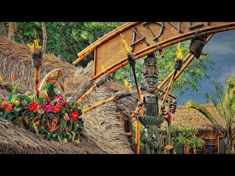 Disneyland | Adventureland | BGM Loop