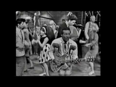 CHUCK BERRY : Johnny B. Goode (1958) HD