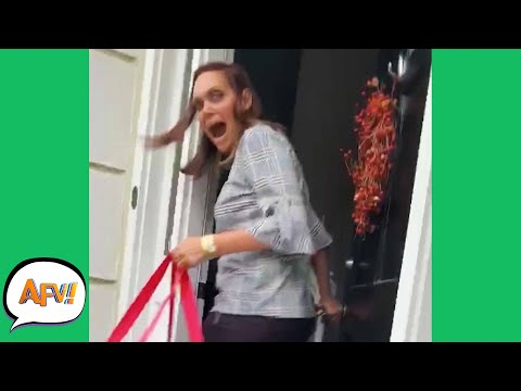 Tis the Season to Be SCREAMIN'! 😱😂 | Funny Pranks & Fails | AFV 2020