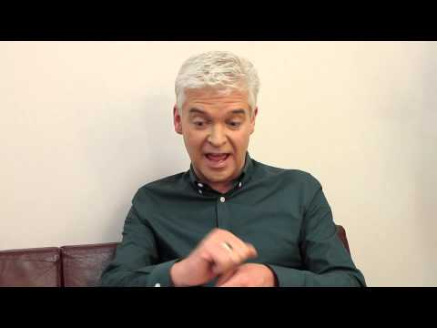Phillip Schofield dishes the dirt on Holly Willoughby