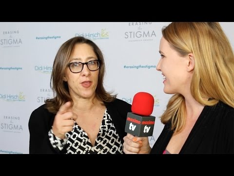 Maya Forbes  20th Annual Erasing the Stigma Awards Red Carpet