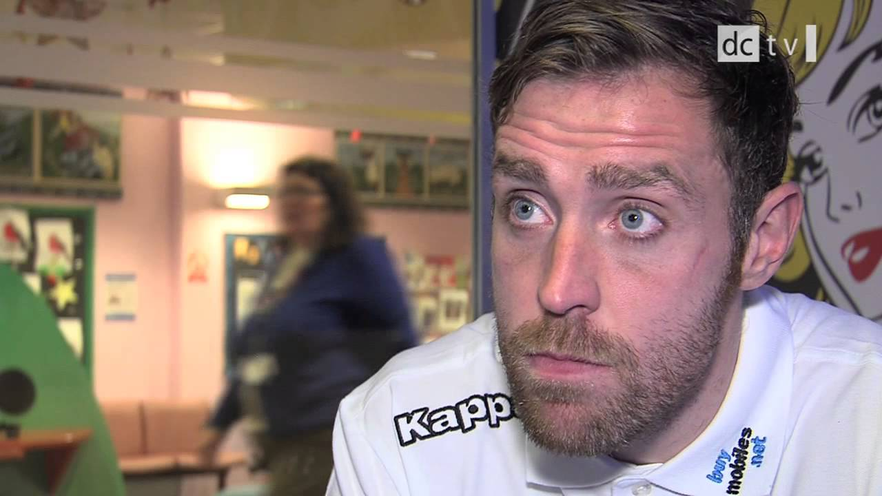 DERBY COUNTY Vs DONCASTER ROVERS | Richard Keogh on Docaster Rovers