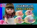 Mainan Boneka Eps 85 Legenda LOL dari Kerang LOL     GoDuplo TV