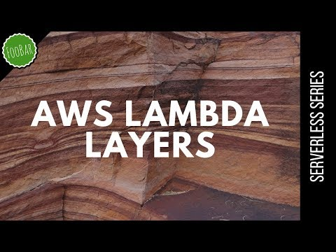 Lambda layers with Serverless Framework and good practices