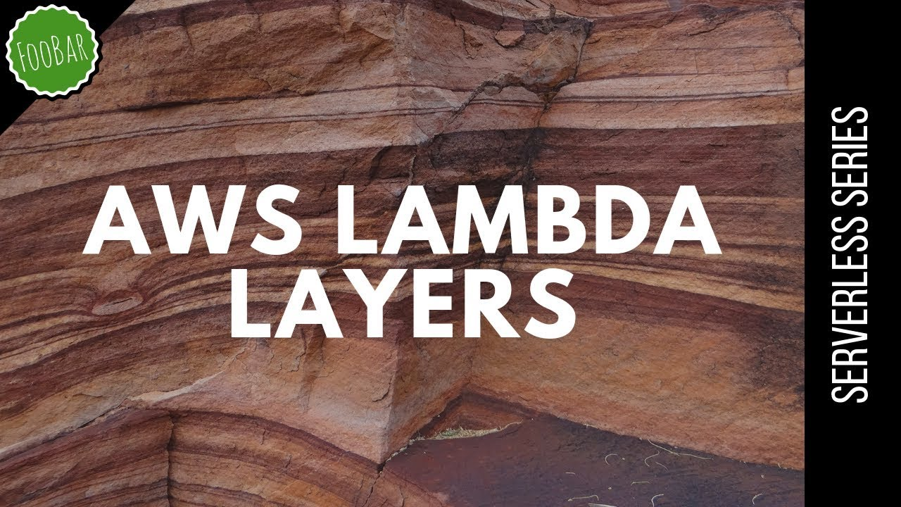 Lambda layers with Serverless Framework and good practices | Serverless