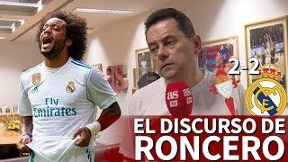Celta 2-2 Real Madrid | El recado de Roncero a Marcelo después de su actuación en Vigo | Diario AS