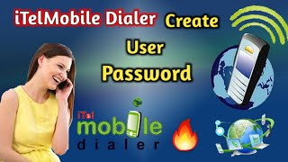 iTel Mobile Dialer Express🔥 Create User Pin And Password | Sale Calling Dollar And Earn Money screenshot 2