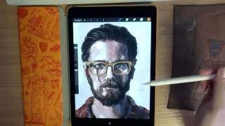 Обзор iPad Pro и Apple Pencil для дизайнеров