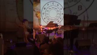 Jacob Collier Masterclass in Norway May 2017