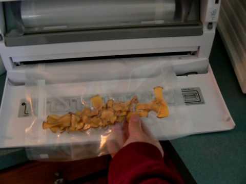 Food saver vacuum sealer demonstration with stephanie food saver vacuum sealer demonstration with stephanie evacuumsealer youtube fandeluxe Choice Image