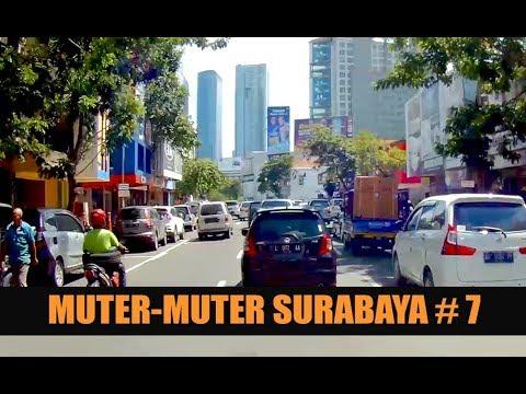 MUTER SURABAYA  # 9 - Pusat kota siang hari