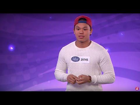 Anuwat Korner - Steal my girl av One direction (hela audition) - Idol Sverige (TV4)