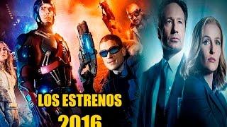 SERIES QUE SE ESTRENAN EN 2016 - Espacio Reservado