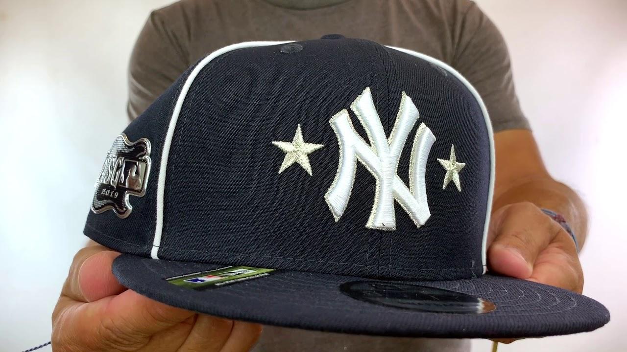 815302dd5a687 New York Yankees 2019 MLB ALL-STAR GAME SNAPBACK Hat by New Era