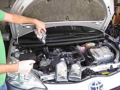 Interesting Prius C Oil Filter Location Ideas - Best Image ...