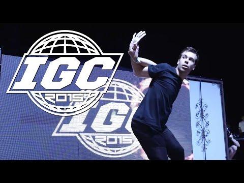 [IGC 2015] Animated J Performance [EmazingLights.com]