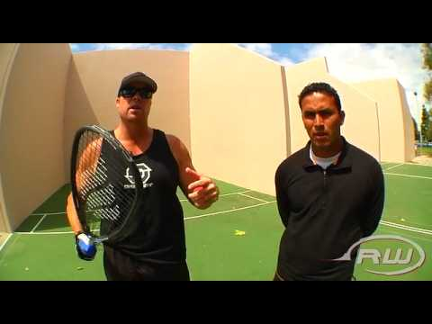 Racquetball Warehouse | Covering Door/Wall Shots