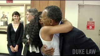 Proving Innocence: LaMonte Armstrong Exonerated With Help From Duke Law Wrongful Convictions Clinic