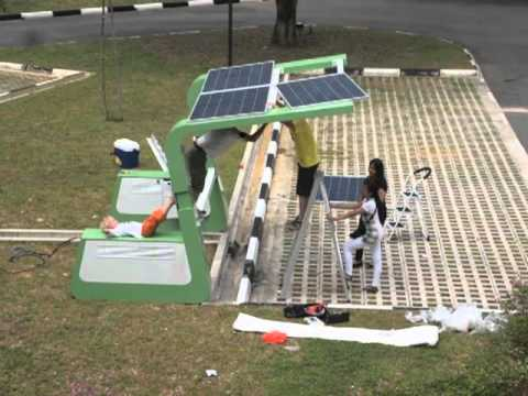 Greenlots Solar - Electric Vehicle Charging Infrastructure