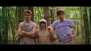 The Kings Of Summer Pipe Scene