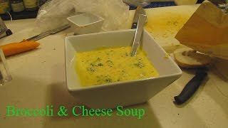 Paneras Broccoli and Cheese Soup