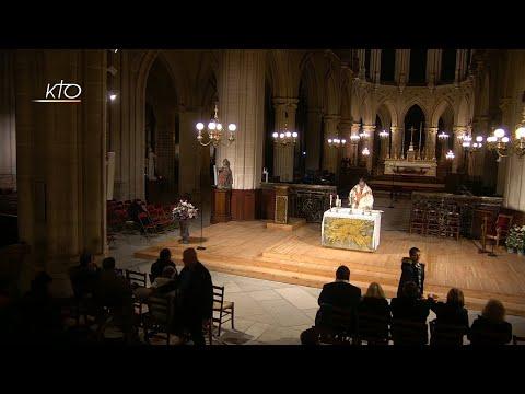 Messe du 15 novembre 2019