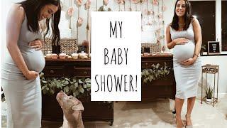 Milena's Beautiful Baby Shower!!