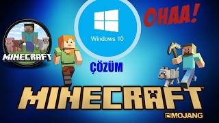 Windows 10 Larda Minecraft Crash Report Ve Game Output Hatası Çözümü !!   (Gerçek)