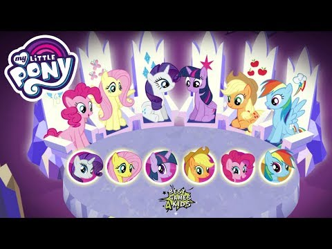 6 PONIES WITH SPECIAL POWERS! | My Little Pony: Harmony Quest #21 By Budge Studios